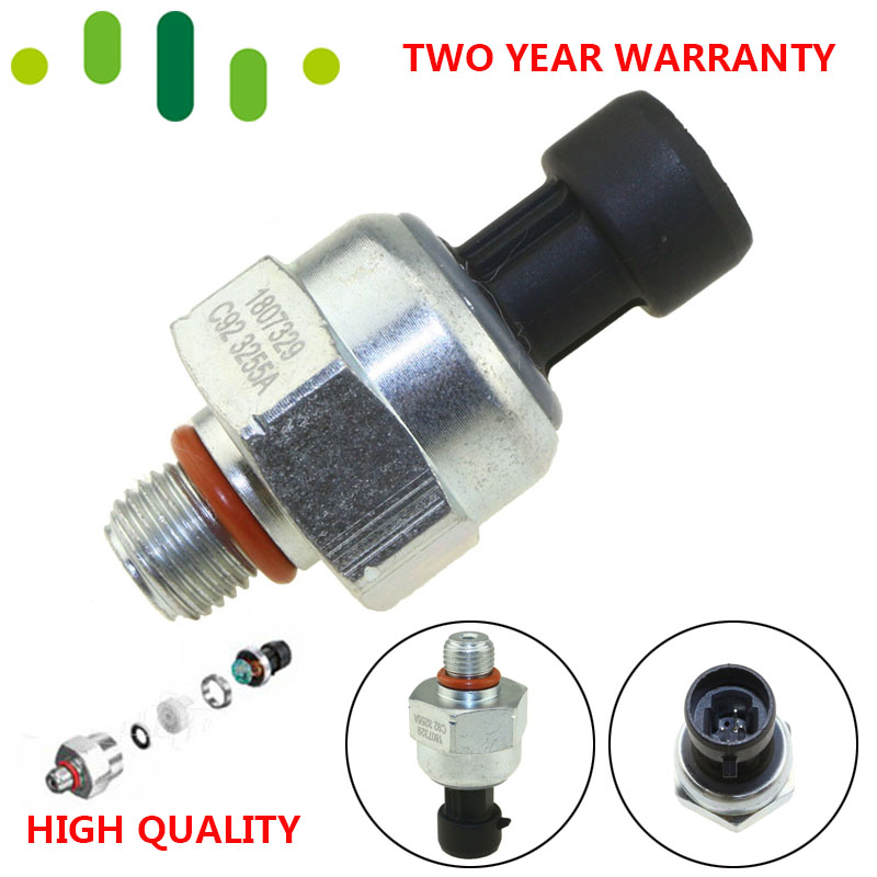 1830669C92 Injection Control Pressure Pigtail Sensor With Wire Adapter ICP for HT530 DT466 DT466E I530E