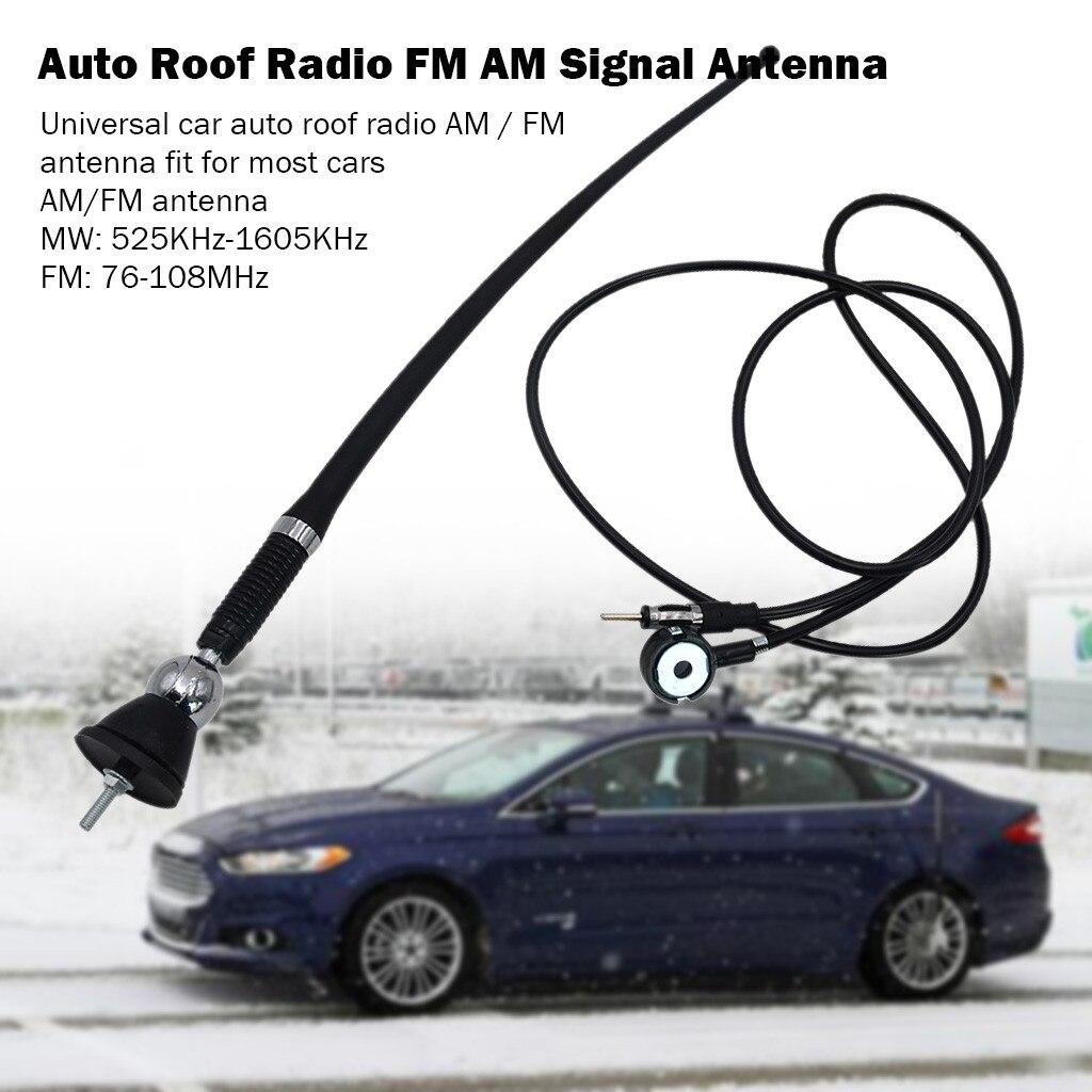 KEYO1E 4.9 AM//FM Radio Stubby Antenna Short for 04 to 2018 Mazda 3