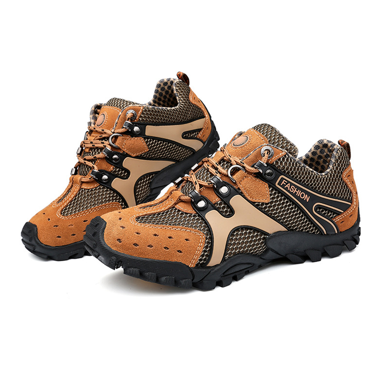 2020 chaussures d'alpinisme de maille de chaussure d'eau d'interférence rapide - 3