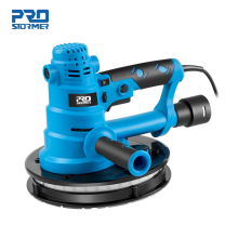 Drywall Sander Wall Polishing Machine Grinding 230V 750W  Portable Led Light 610-2150/min Wall Putty Polisher Machine PROSTORMER