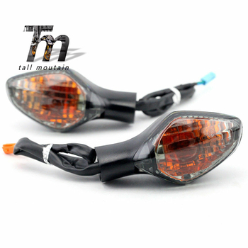 Turn Signal Indicator Light Lamp For HONDA CRF 250L 2012-2016 MSX 125 Grom SF 2013-2019 2017 2018 Motorcycle Front Rear CRF250L image