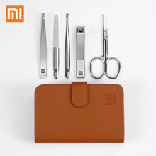 New Xiaomi Mijia Youpin Huohou stainless steel nail clippers Quality is preferred Multi-function Fashion Lightweight(China)