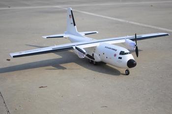 RC samolot hobby zabawka C-160 C160 EPO z motywem śmigła samolotu
