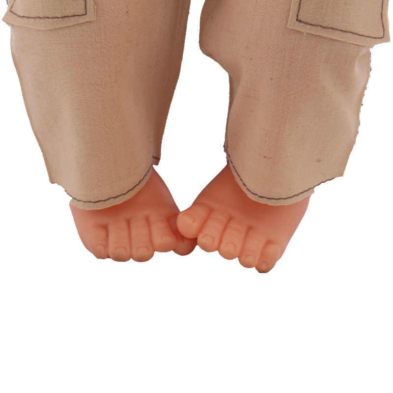 9 neue Stile Von Festen Farbe Leggings Für 18 Zoll Amerikanischen Puppe 43cm Baby Puppe Kleidung Generation Geschenk Diese ist eine DropShip