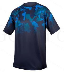2020 Enduro bike jerseys motocross bmx racing jersey downhill dh short sleeve cycling clothes mx summer mtb t-shirt(China)