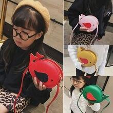 Pudcoco детская мини-сумка в виде рыбы для маленьких девочек, сумка через плечо, сумочка, рождественский подарок