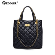 ZOOLER real genuine leather women Hand Bags Female Vintage H