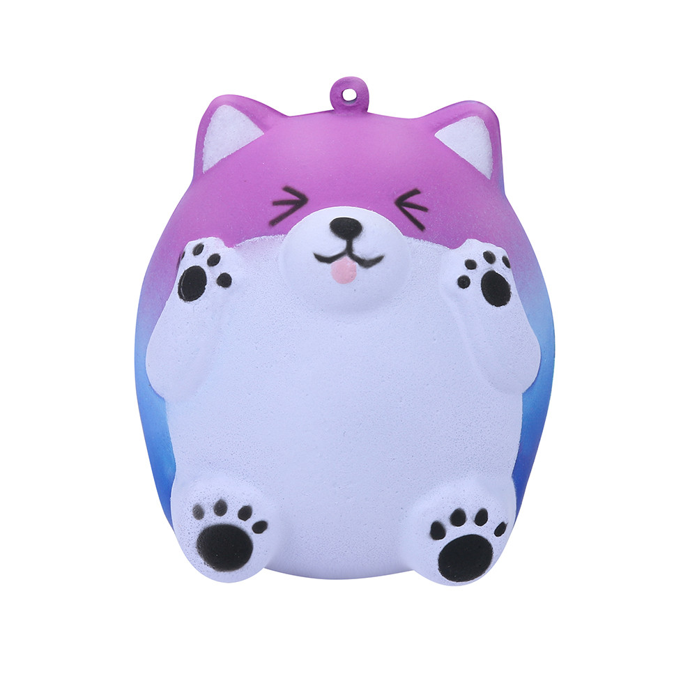 Jumbo Galaxy Cute bear Squishies Slow Rising Kids Toys Doll Stress Relief Toy anti stress toy Squeeze toy skvishi bear