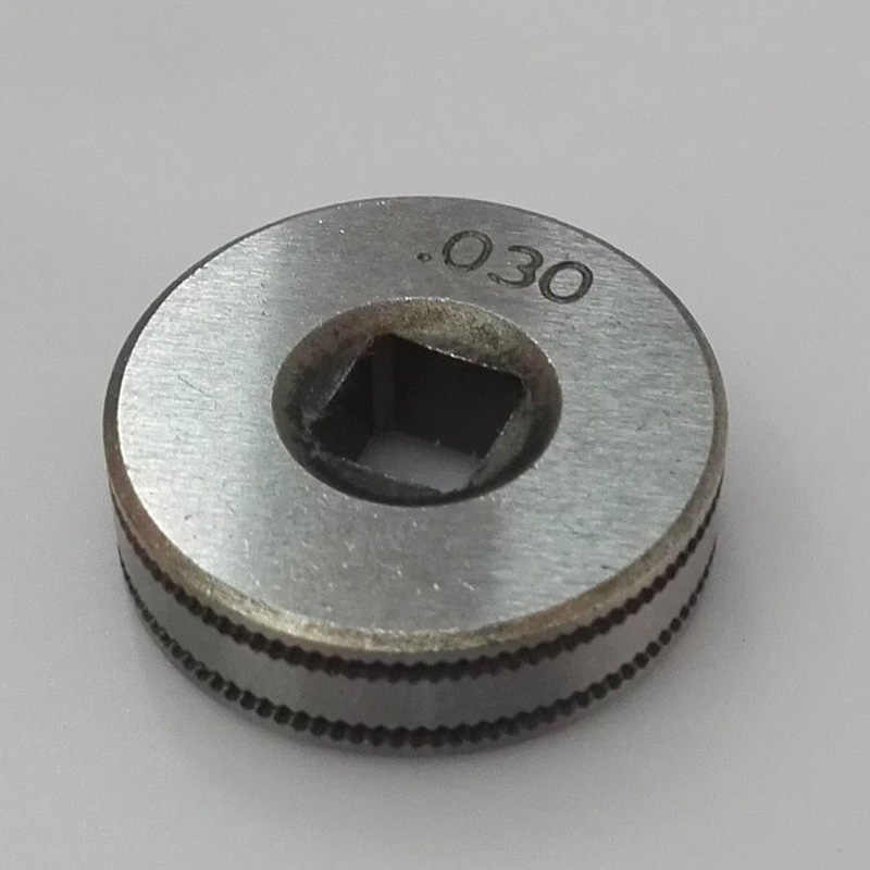 Mig# Welder Wire Feed Drive Roller Roll Set 0.8-0.9 Kunrled-Groove .030-.035.