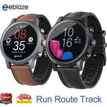 Новинка 2020, стильные Смарт-часы Zeblaze NEO 3, водонепроницаемые и пыленепроницаемые Смарт-часы, Время работы батареи 20 дней, фитнес-трекер для зд...