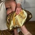 Натуральная кожа и подходящей сумочки-клатча конверт сумка мешок Элитный бренд из натуральной коровьей кожи; Женская сумочка дизайнерская ...