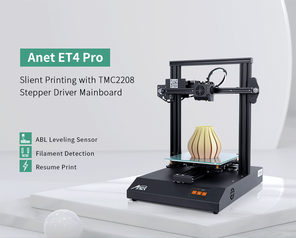 Anet ET4 Pro 3D Printer  (10)
