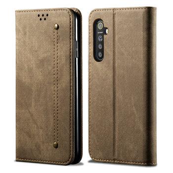 Realme 7 5G Realme 8 Pro 6 C21 C25 C11 C15 C 21 15 Leather Flip Cover for OPPO Find X3 Lite X2 Neo C3 7i 6s 6i Wallet Case Funda 4