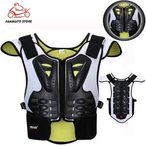 SULAITE Motorcycle Jacket Body