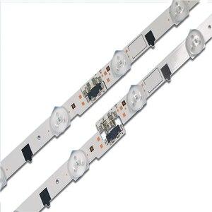 Image 2 - 832mm LED Backlight Lamp strip 13leds For SamSung 40 D2GE 400SCA R3 TV UA40F5500 2013SVS40F UE40F6400 D2GE 400SCB R3 LCD
