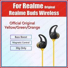 RMA108 IPX4 Original OPPO Realme Buds Air Wireless Earphones Bass headset Realme X50 Pro 5G 6 Pro X2