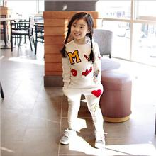 2019 spring foreign trade children's clothing wholesale