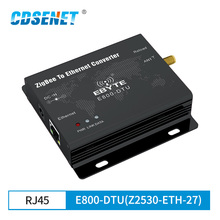 Data-Transceiver CC2530 Module Wireless E800-DTU Z2530-ETH-27 And Zigbee 27dbm