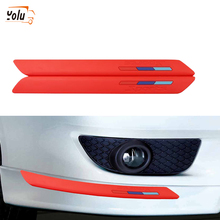 YOLU Auto Car Door Guard Edge Corner Protector Guards Buffer Trim Molding Protection Strip Scratch Crash Bar