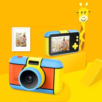 Parat fotograficzny cyfrowy Aparat fotograficzny dla dzieci dla dzieci nowy rok prezent urodzinowy dla dzieci profesjonalny aparat fotograficzny dla dzieci aparat fotograficzny dla dzieci aparat fotograficzny tanie i dobre opinie Colohas 2x-7x CN (pochodzenie) Brak Full hd (1920x1080) 4 3 cali 18-55mm 24 0MP KC-015 Karta sd Standardowy ekran 2 -3