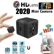 Ip камера sq29 hd wi fi маленькая мини видеокамера с датчиком