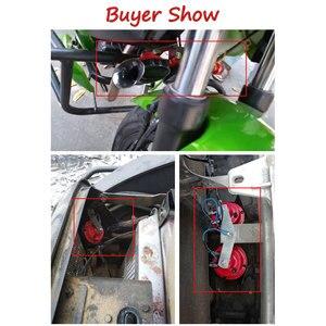 Universal Ein Paar Alle 12V 120dB Auto Air Horn Laut Auto Dual-ton Schnecke Elektrische Sirene auf Auto air Horn Laut signal Auto Styling
