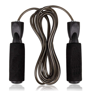 Steel Wire MMA Training Jump Rope 1