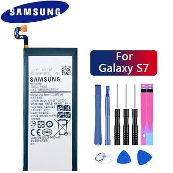 Samsung+Original+Phone+Battery+EB-BG930ABE+For+Samsung+GALAXY+S7+G9300+G930F+G930A+G9308+SM-G9300+Replacement+Battery+3000mAh