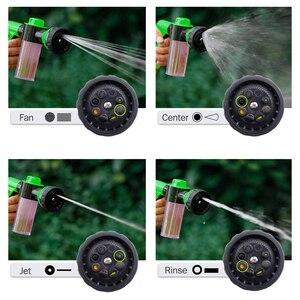 Image 5 - Pistolet à mousse de lavage de voiture Portable, à haute pression, pour véhicules, Pot à mousse, outils de lavage pour Automobiles