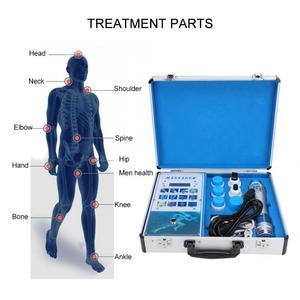 Image 3 - Corpo massageador 19ed eletromagnética extracorpórea terapia por ondas de choque máquina alívio da dor massageador corpo relaxar