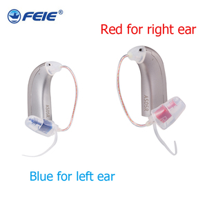 Image 1 - 2019 High powerful RIC mini rechargeable hearing aid digital with intelligent adaptive noise reduction Acoustic audiophone MY 33