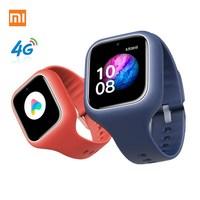 Xiaomi MiTU Kids Smart Watch 3C 4G 1.3 Inch 2MP Camera Phone Watch IPX7 Waterproof Children AI Study Smartwatch Chinese Version