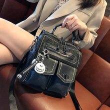 Роскошные кожаные дамские сумочки дизайнерские сумки на плечо