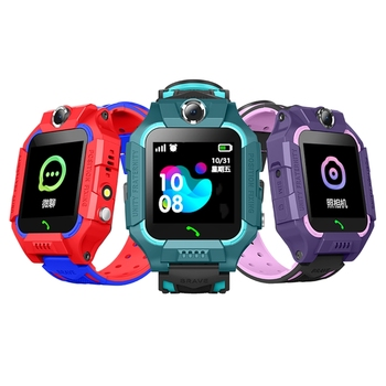 S19 Kids LBS Tracker SmartWatch Waterproof Smart Watch SOS Call for Children Anti Lost Monitor Baby Wristwatch for Boy girls