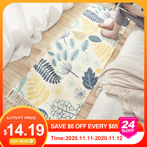 60x180cm Retro Rugs and Carpet for Living Room Home Soft Bohemian Tassel Home Carpets Table Bedside Rug Door Mat Home Decoration