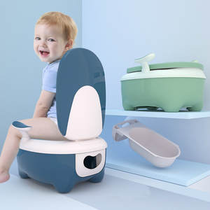 Potty-Seat Toilet-Ring Baby Urinal Kids Boy Child for Girl Bedpan New