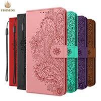 Funda de cuero con patrón de lujo para iPhone 13, 12 Mini, 11 Pro, XR, XS Max, 6, 6S, 7, 8 Plus, SE 2020, cartera con ranuras para tarjetas, bolsas con soporte