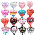 50 шт./лот 10 дюймов испанский воздушный шарик из фольги в форме мать и сладкий подарок на день рождения вечерние украшения Baby shower поставки воз...
