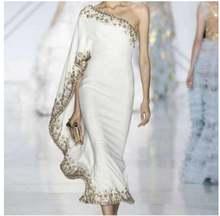 2021 Новое летнее элегантное Стиль вечерние платье с русалочкой