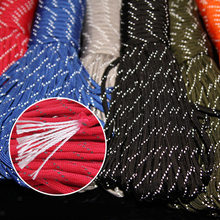 20m 2MM Reflective Guyline Camping Tent Rope Runners Guy Line Cord Paracord Outdoor Sports Camping Hiking Tent Accessories(China)