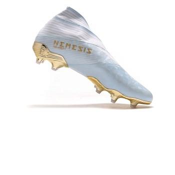 Best seller Nemeziz 19+ FG Soccer shoes high ankle football boots free shipping