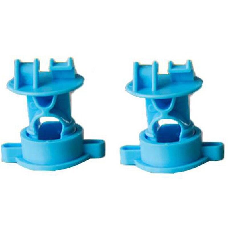 100 шт. провод для электрического ограждения фарфоровых изоляторов импульсный электронный ограждения аксессуары средней полюс изолятор