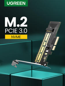Ugreen Key-Ssd Expansion-Cards PCIE Express-Adapter Nvme M.2 Computer To B 32gbps 8/16m