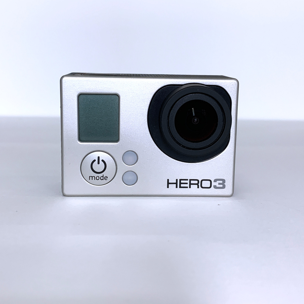 100% оригинал за GoPro HERO3 Hero 3 Silver Edition - Камера и снимка - Снимка 2