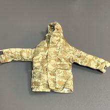 Novo 1/6 escala soldado jaket roupas acessórios para 12 polegada militar o soldado final figura de ação