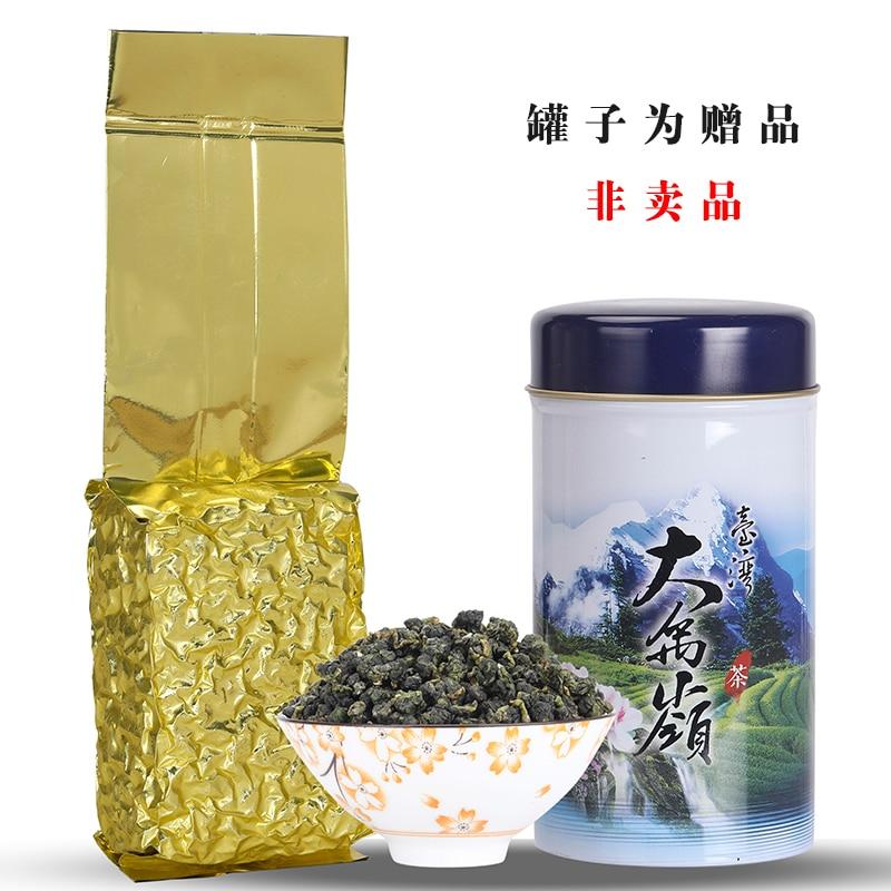 2020 Taiwan Dayuling high cold tea mountain Jinxuan high quality organic tea weight loss and health care green tea pot
