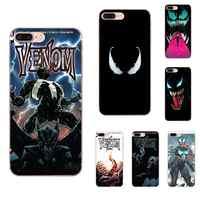 Venom-dibujo Adorable de color para Huawei Honor Mate Nova Note 20 20s 30 5 5I 5T 6 7I 7C 8A 8X 9X 10 Pro Lite Play