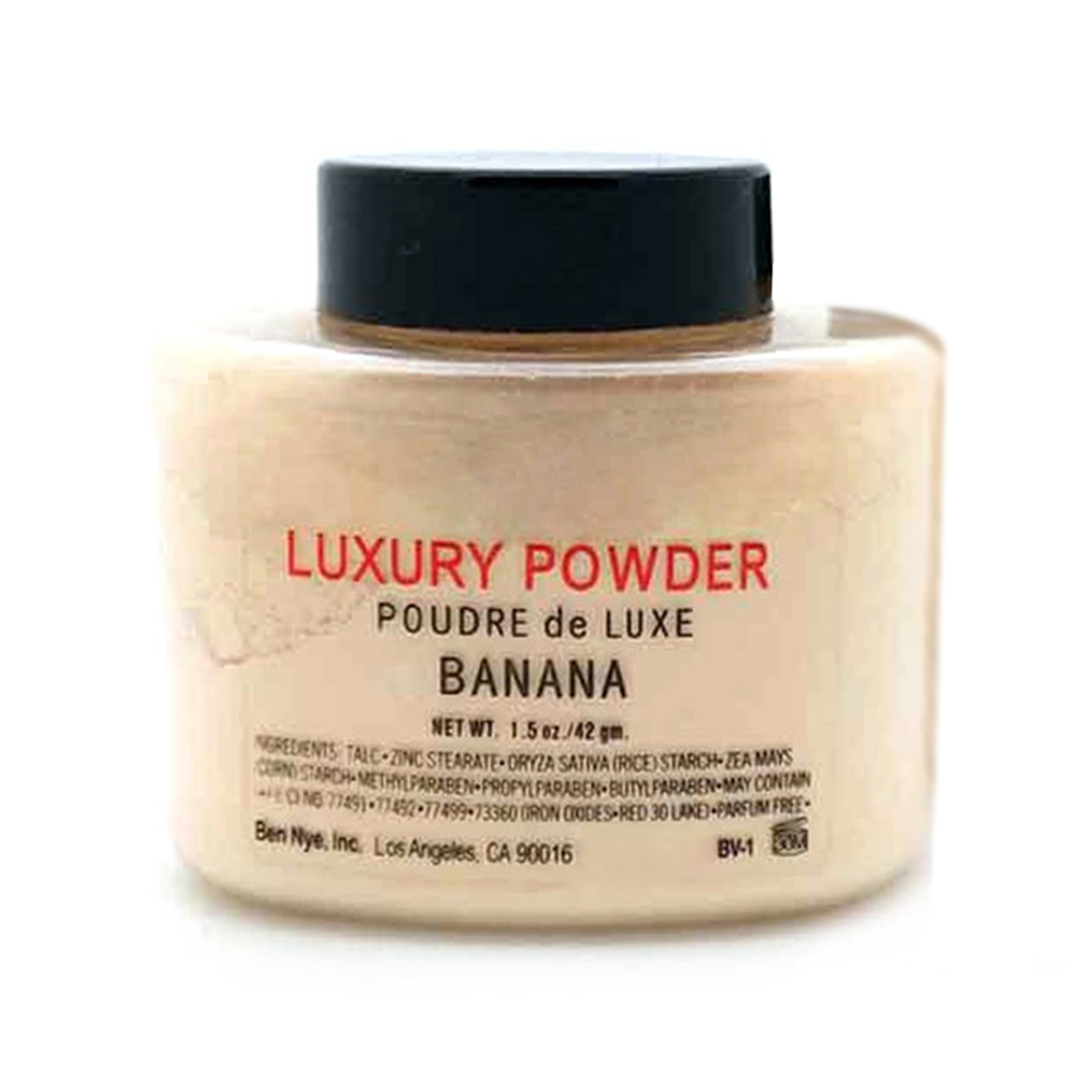 Beauty Makeup Loose Banana Powder 1.5 Oz Bottle Authentic Luxury For Face Foundation Beauty Makeup Highlighter Women 42g