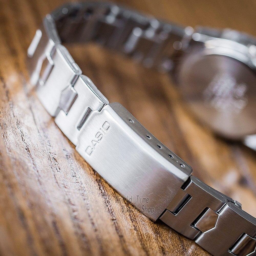 Saatler'ten Kadın Saatleri'de Casio İzle kadınlar saatler top marka lüks 30 m Su Geçirmez Kuvars İzle kadınlar bayanlar Hediyeler Saat Spor İzle relogio feminino reloj mujer montre homme zegarek damski LTP 1241'da  Grup 3