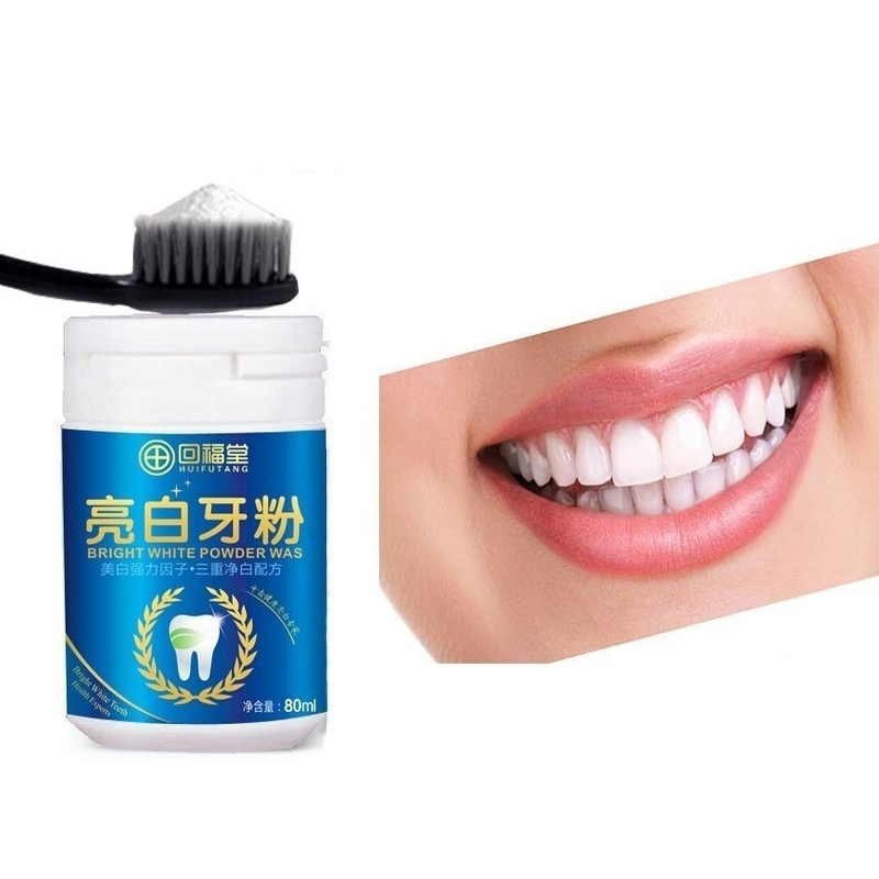 Magic Natural Teeth Whitening Powder Pearl Teeth Hygiene Natural Teeth Whitening Powder Removal Tartar Stain Removal Tooth Care
